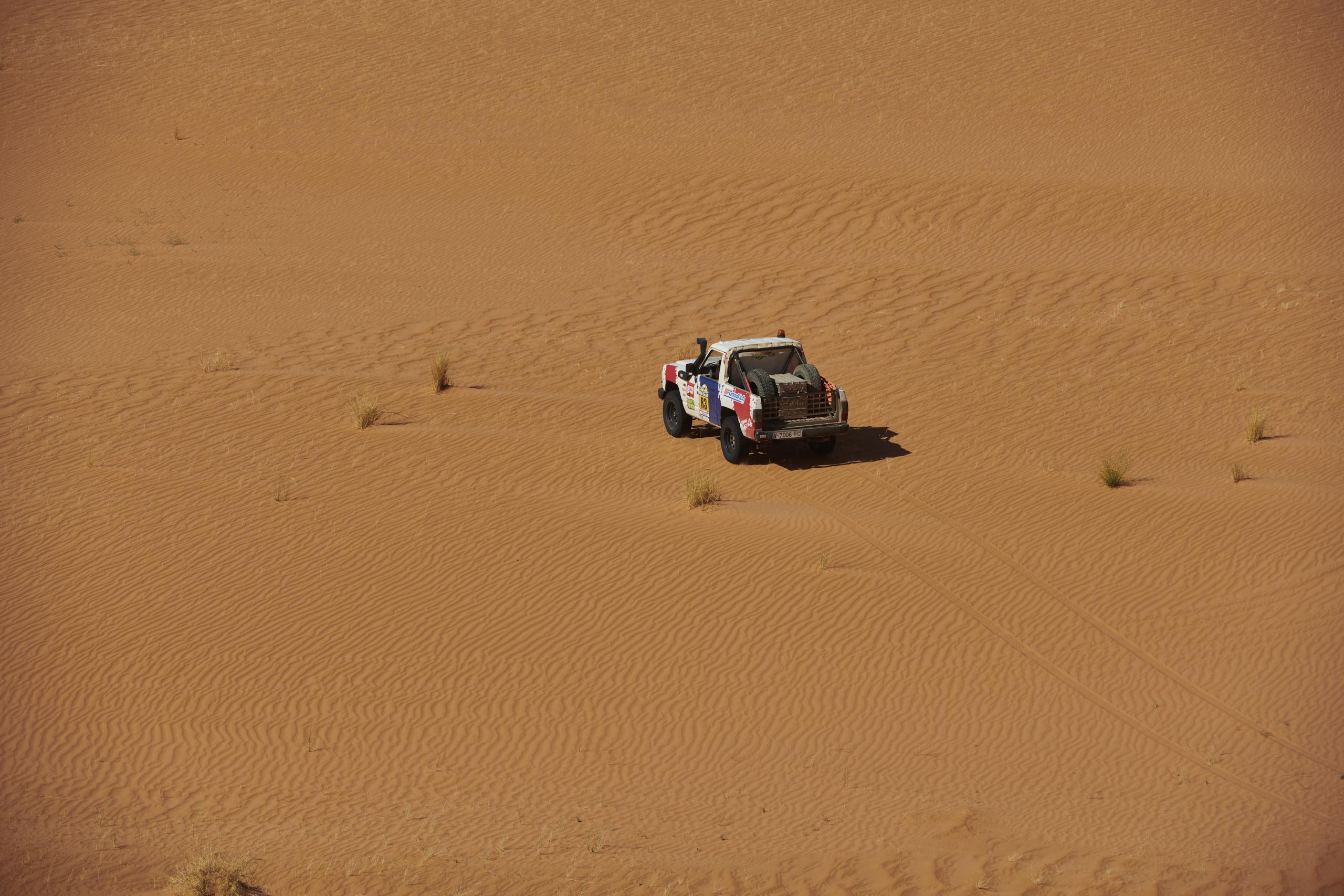 Get Lost | Sel Drive Adventures | Marruecos